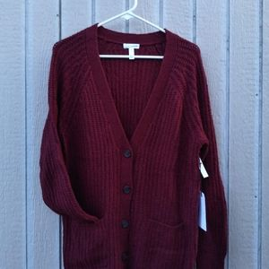 NWT NORDSTROM CARDIGAN SWEATER